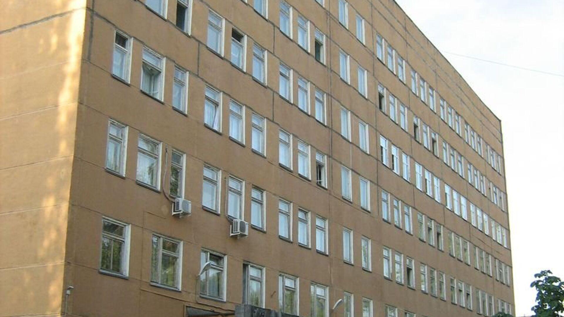 МУЗ Елецкая городская поликлиника №2 - РИА Новости, 1920, 02.11.2020