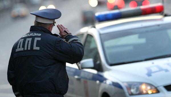 Сотрудник милиции