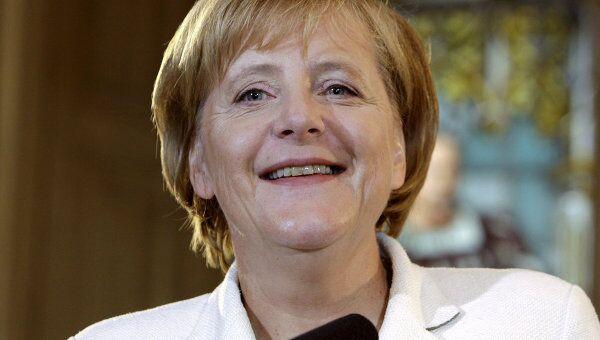 Ангела Меркель. Архив