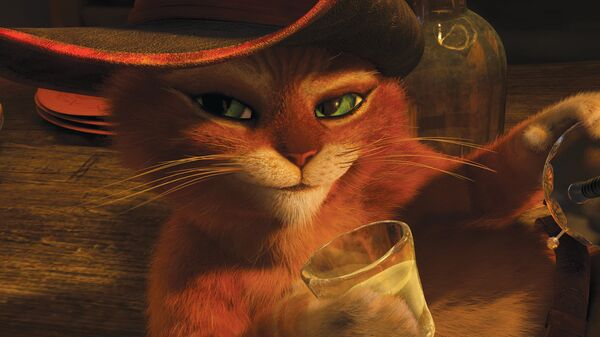 Кадр из фильма Кот в сапогах