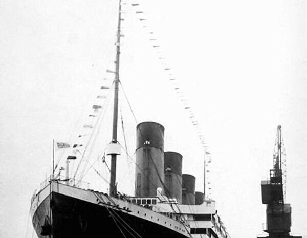 Титаник в Саутгемптоне