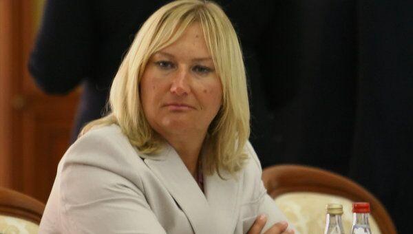 Президент Интеко Елена Батурина. Архив