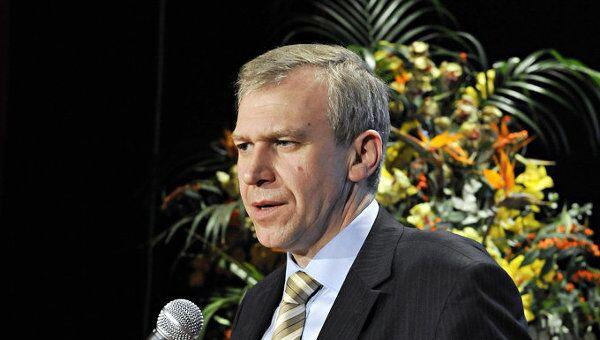 Премьер-министр Бельгии Ив Летерм. Архив