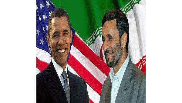Барак Обама и Махмуд Ахмадинежад