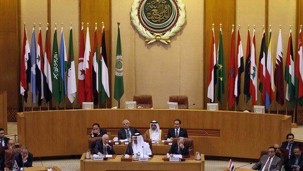 Совещание министров иностранных дел Лиги арабских государств по ситуации в Сирии