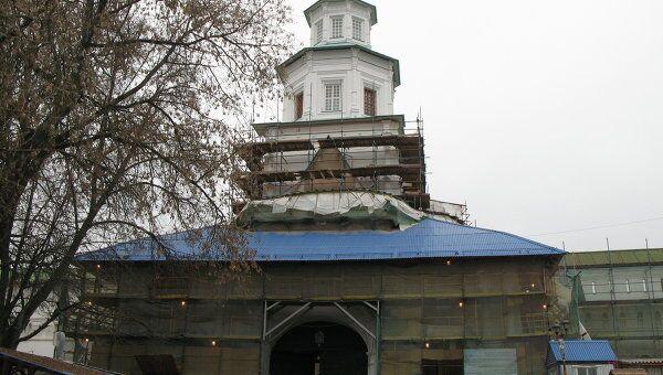Реставрация Ново-Иерусалимского монастыря
