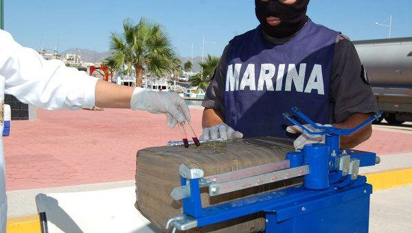 Борьба с наркотрафиком в Мексике. Архивное фото