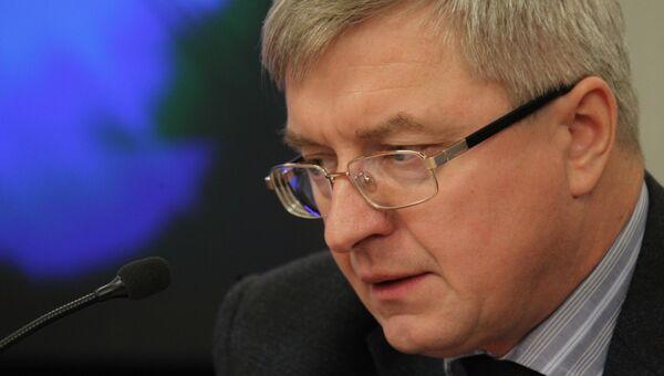Игорь Астахов. Архивное фото