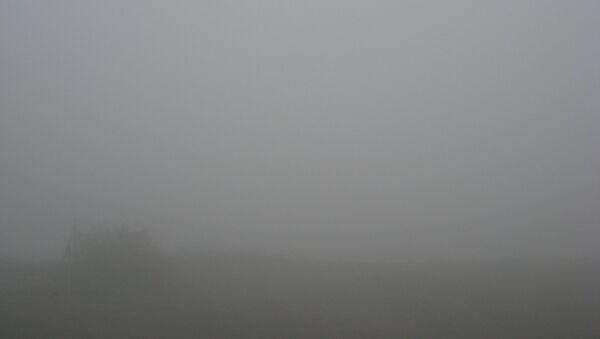 Густой туман. Архивное фото