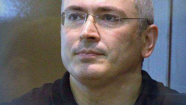 Михаил Ходорковский заявил, что не признает вину ради УДО