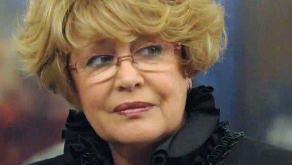 Актриса Марина Неелова