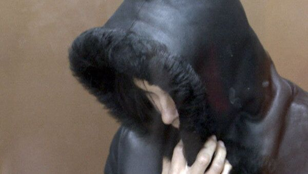 Москвичка, сбившая двух пешеходов, в зале суда скрывала свое лицо