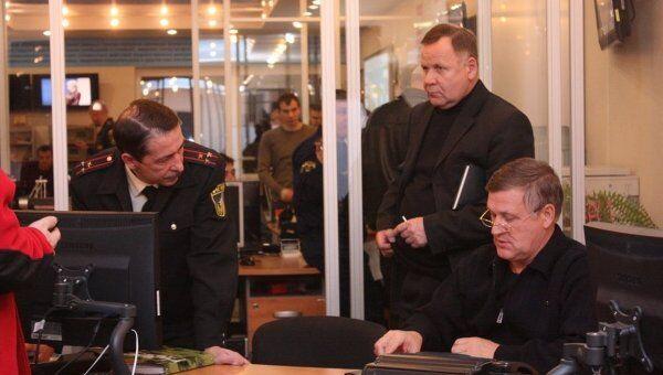 Оперативный штаб в главном управлении МЧС России по Архангельской по поиску сухогруза «Капитан Кузнецов»