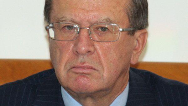Первый вице-премьер В. Зубков