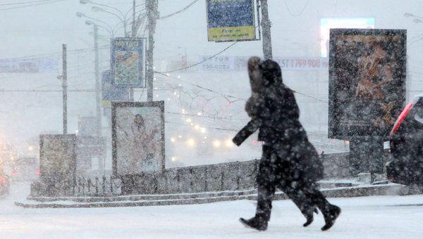 Первый мороз и аварии ЖКХ оказались в центре событий в Москве