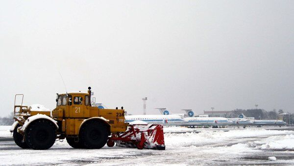 Аэропорт Краснодар. Архивное фото