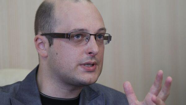 Михаил Ремизов на заседании Делового клуба на Тверской