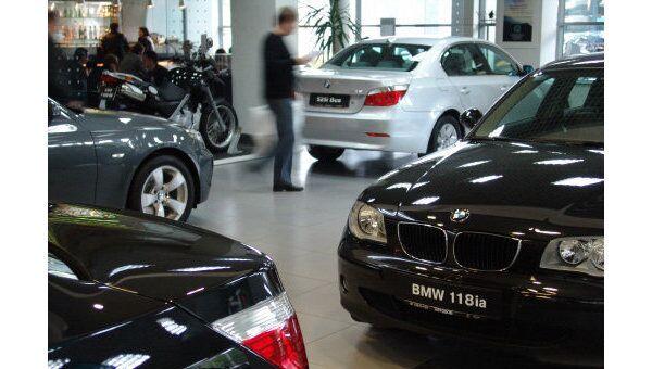 Продажа автомобилей. Архив