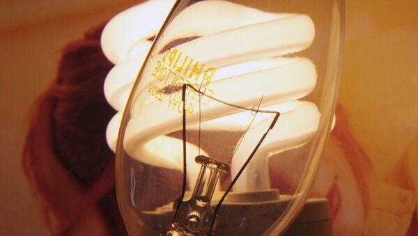 Энергосберегающие лампочки