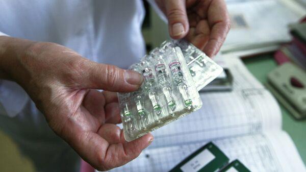Проверка соблюдения правил оборота лекарственных наркотических средств в фармацевтическом учреждении