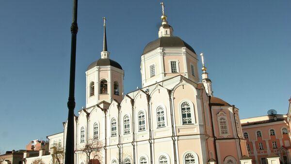 Богоявленский кафедральный собор г. Томск