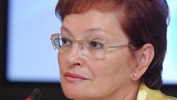 Председатель Законодательной Думы Томской области Оксана Козловская