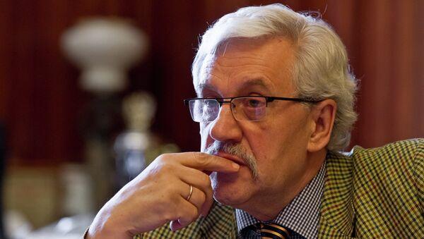 Ректор СибГМУ Вячеслав Новицкий