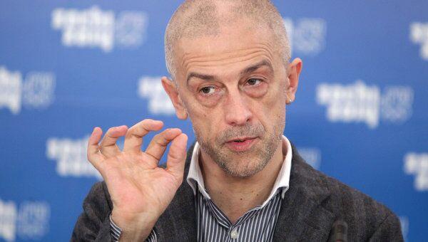 Художественный руководитель международного фестиваля театра и кино о современности Текстура Эдуард Бояков
