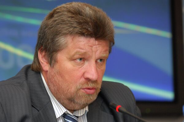 Андрей Трубицын, заместитель губернатора Томской области