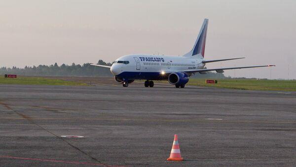 Аэропорт Томск