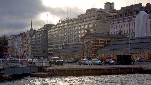Города мира. Хельсинки. Архивное фоо