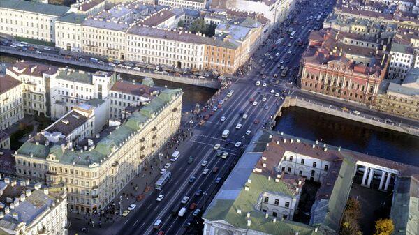 Центр Санкт-Петербурга. Архив