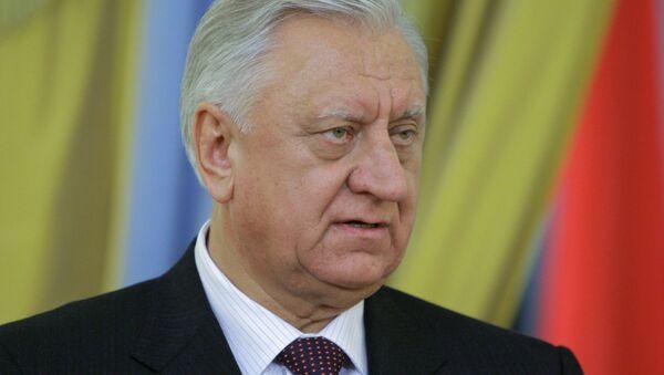 Глава правительства Белоруссии Михаил Мясникович. Архивное фото