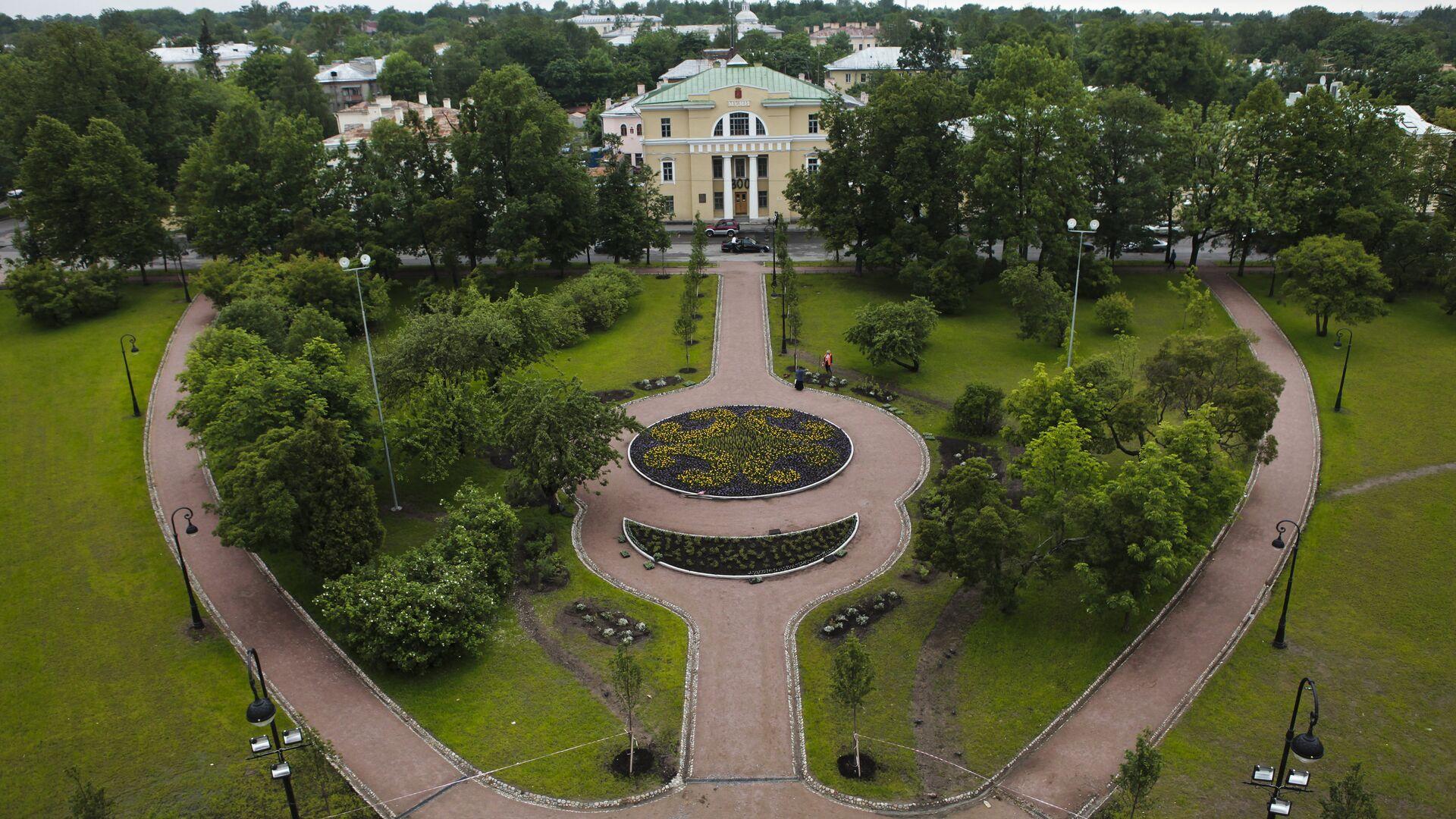 Царское Село - РИА Новости, 1920, 15.07.2020
