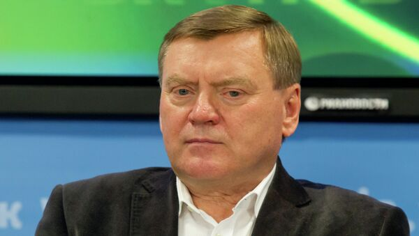 Председатель общественного фонда Возрождение Тобольска Аркадий Елфимов