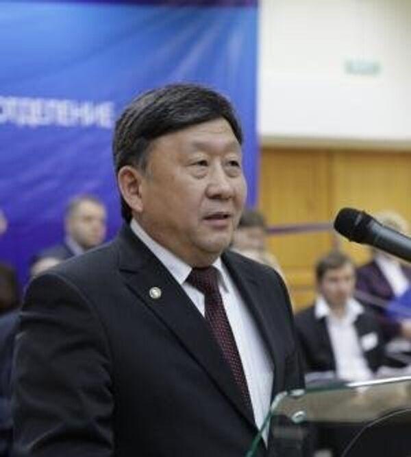 Евгений Чойнзонов