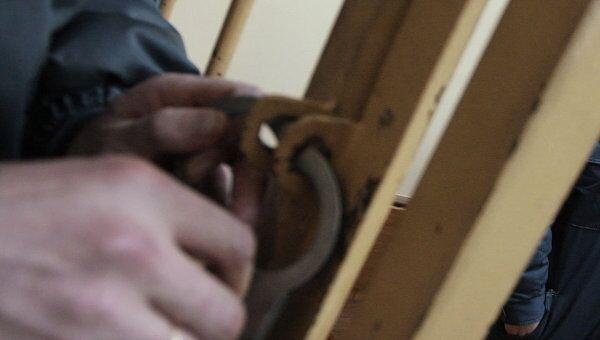 Задержание, фото из архива