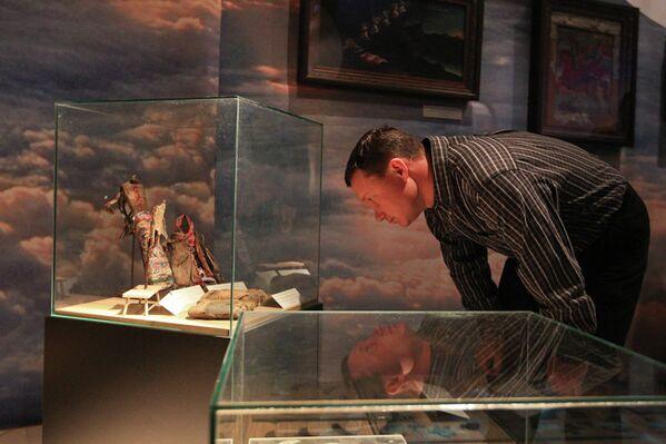 Селькупские обереги  на выставке в Томском областном краеведческом музее