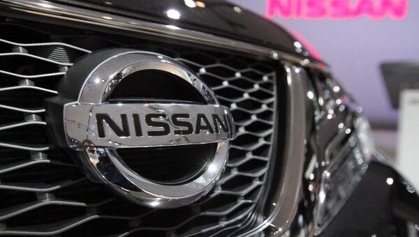 Nissan. Архивное фото