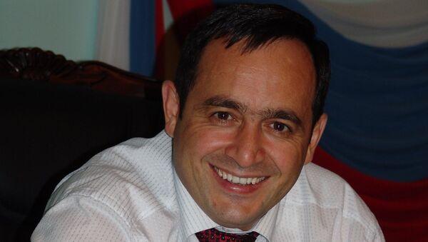 Шабан Байрамов, гендиректор компании Томлесстрой, депутат думы Томска.
