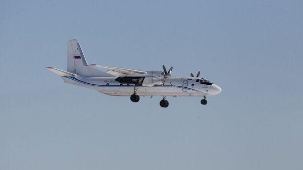 Самолет АН-24