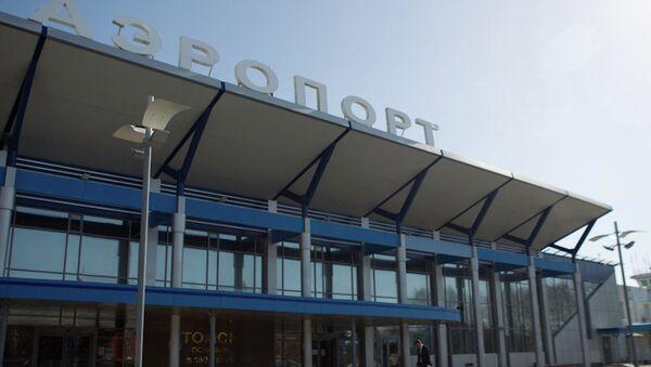 Аэропорт Томск. Архивное фото