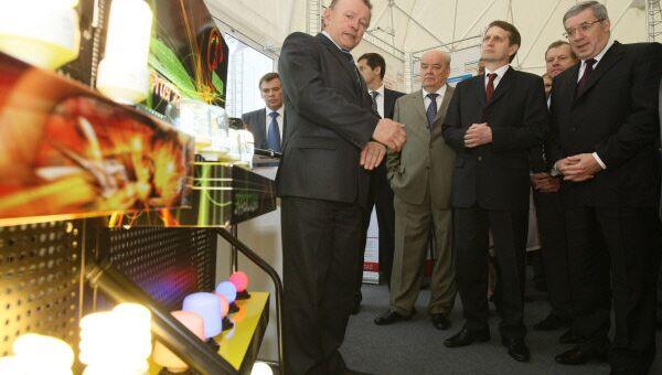 Открытие XIV Томского инновационного форума. 2011 год. Архив.