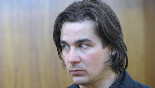 Альберт Демченко, архивное фото