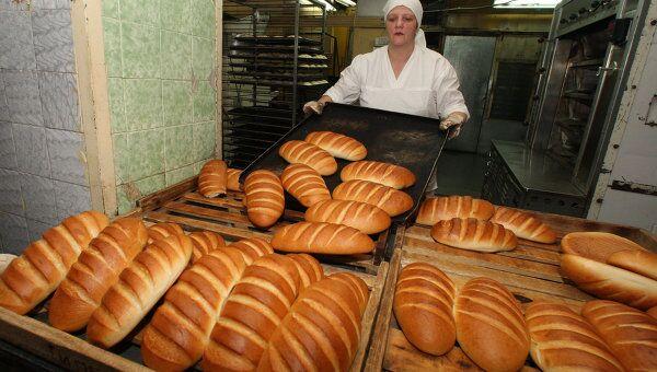 Работа хлебозавода. Архивное фото