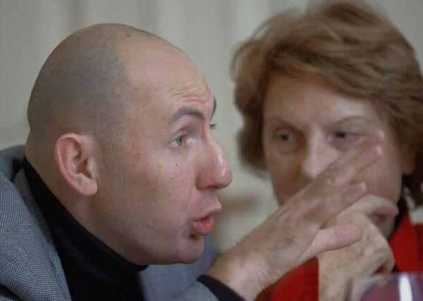 Бизнесмен Владимир Кехман. Архив