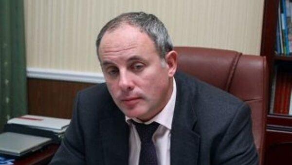 Глава Всеволожского района Александр Соболенко, архивное фото.
