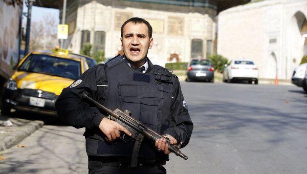 Турция. Полиция. Архив