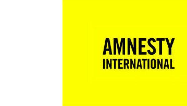 Логотип организации Amnesty International