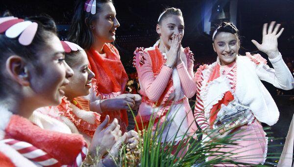 Конкурс исполнителей детской песни Евровидение-2011. Финал